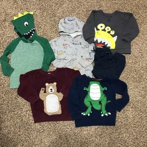 Lot of toddler play clothes 3T